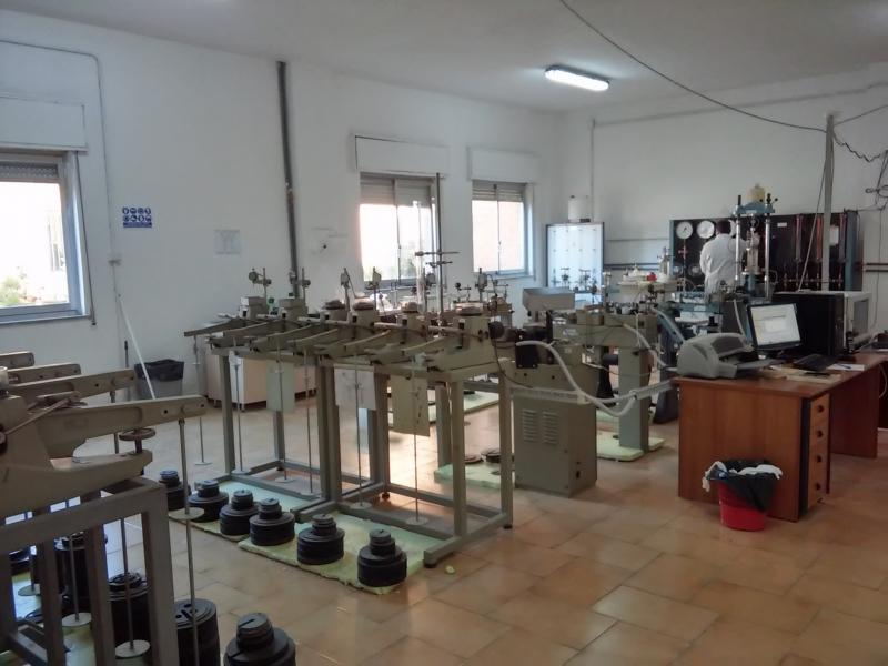 Laboratorio terre